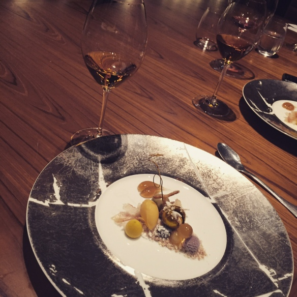 Best dessert of all time? The botrytis cinerea.